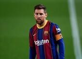 Haaland định đoạt tương lai của Lionel Messi