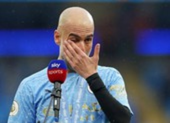 Pep Guardiola bật khóc tiết lộ một bí mật
