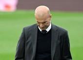 Zidane từ chức HLV trưởng Real Madrid
