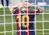 La Liga điều tra Lionel Messi