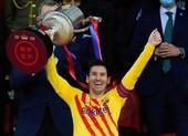 Messi đồng ý ký hợp đồng mới với Barcelona