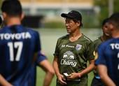Đội tuyển Thái Lan nằm chiếu trên
