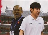 Thành tích đối đầu giữa HLV Park Hang-seo và Shin Tae-yong