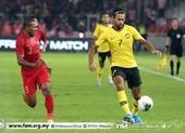 Cầu thủ Malaysia dọa hạ gục Việt Nam