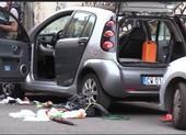Cảnh báo khủng bố ở Euro 2020: Tìm thấy bom trong xe