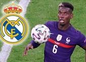 MU bị Real Madrid từ chối đề xuất đổi Pogba
