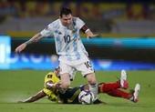 Paraguay sẽ nếm trái đắng khi đối diện cao thủ Messi và đồng đội