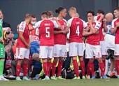 Lên nhì bảng, cầu thủ Đan Mạch phấn khích: 'Tất cả vì Eriksen!'