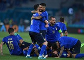 Tuyển Ý chưa có đối thủ, Đan Mạch âu lo