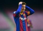 Các trụ cột Barcelona không chịu giảm lương vì Messi