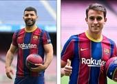 Barcelona không được đăng ký Aguero và Depay đá La Liga