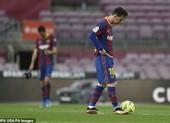Vì tự do, Lionel Messi mất 2,7 tỉ đồng mỗi ngày
