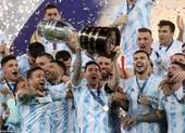 Lionel Messi: 'Tôi đã nhiều lần mơ vô địch'