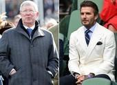 Beckham nghĩ mình vĩ đại hơn Sir Alex Ferguson