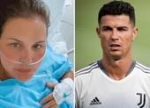 Chị gái Ronaldo nhập viện khẩn cấp