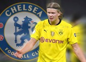 Chelsea ráo riết săn chữ ký của Haaland và Mbappe
