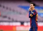 Sai lầm lớn của Barca khi tái ký hợp đồng với Messi