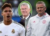 Nỗ lực tuyệt vọng của Manchester United với Varane