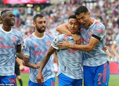 Ronaldo lên tiếng về trận chiến đáng kinh ngạc của MU
