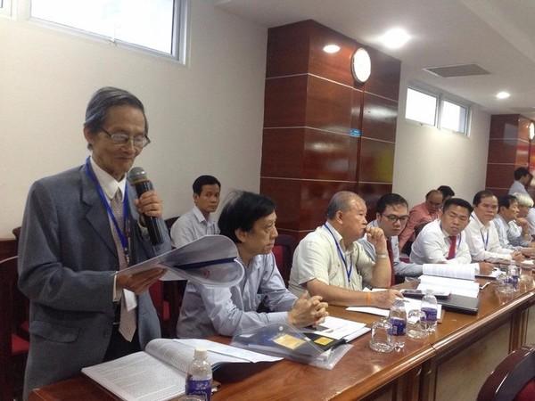 Ông Nguyễn Đình Ngộ, Hiệu trưởng Trường ĐH Phú Xuân