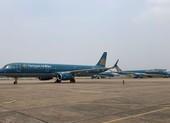 10.000 lao động của Vietnam Airlines tạm ngưng việc