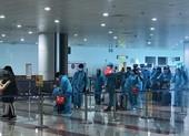 Đưa 310 công dân Việt Nam từ Bắc Âu hồi hương