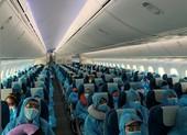 Chuyến bay đầu tiên đưa 340 công dân từ Đài Loan về nước