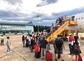 Bão số 5 ảnh hưởng trực tiếp sân bay Đồng Hới, Huế