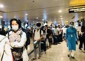 Các sân bay siết chặt công tác phòng chống dịch COVID-19