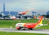 Thời tiết xấu, sân bay Phú Quốc dừng tiếp thu máy bay