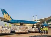Hàng không Việt gia tăng chở hàng hóa để cải thiện doanh thu