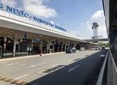 Hỏa tốc: Tạm ngưng nhập cảnh tại sân bay Tân Sơn Nhất