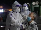 300 sinh viên y tế Hải Dương vẫn đang hỗ trợ chống dịch tại TP.HCM