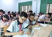 Thời gian chính thức diễn ra kỳ thi lớp 10 tại TP.HCM