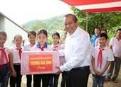 Phó Thủ tướng phát động chiến dịch Thanh niên tình nguyện