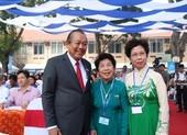 Ông Trương Hòa Bình dự kỷ niệm 100 năm thành lập trường Marie Curie