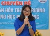 HS trường Nguyễn Du sẽ học thêm chuyên đề về văn hóa