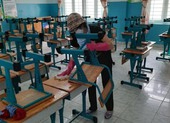 TP.HCM: Yêu cầu các trường giám sát HS, GV về từ vùng dịch