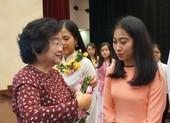 TP.HCM: Hơn 500 sinh viên nhận học bổng Khuyến tài