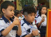 TP.HCM đẩy mạnh tuyển sinh đầu cấp trực tuyến