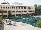 Trường tốc mái: Đề xuất học sinh học tại các trường ở quận 6