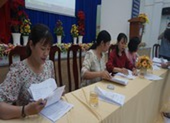 Pháp lý vụ BĐD phụ huynh trường Trần Thị Bưởi tự giải tán