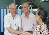 Trưởng ban Tuyên giáo Thành ủy thăm các nhà giáo tiêu biểu