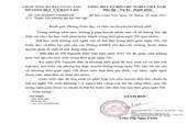 Bà Rịa-Vũng Tàu: Miễn bài tập về nhà cho học sinh khi nghỉ Tết