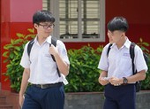 TP.HCM yêu cầu bổ sung điểm của HS để tuyển sinh vào lớp 10