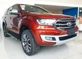 Ford Everest 2020 chính thức có mặt tại đại lý
