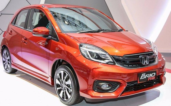 Honda Brio có doanh số 2.651 xe.