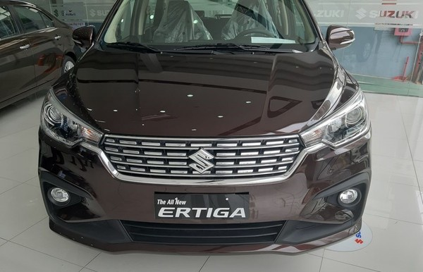 Suzuki Ertiga 2020 mới nhiều trang bị hấp dẫn.