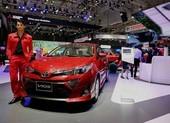 'Ông vua' Toyota Vios bất ngờ giảm giá hút khách
