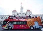 TP.HCM sắp có buýt mui trần hai tầng phục vụ du lịch